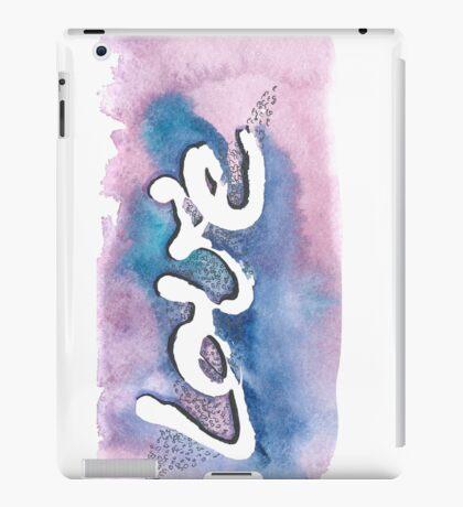 pure love iPad Case/Skin