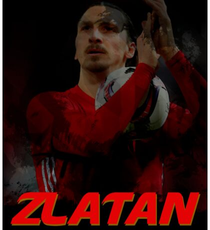 Zlatan the Greatest Sticker