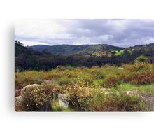 Avon Valley - Western Australia  Canvas Print