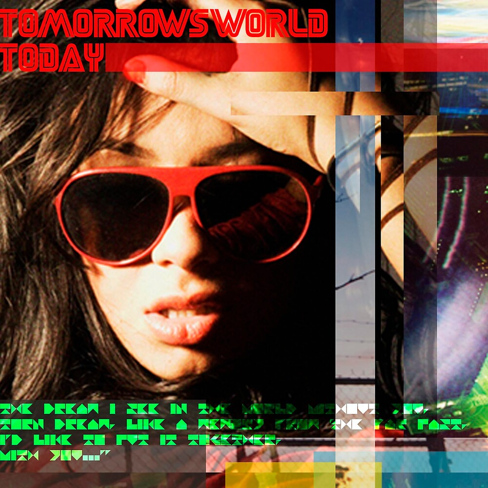 Tomorrow's World Today by DiscoVisco
