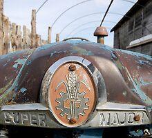 Fordson Super Major by Ruben De Wasch