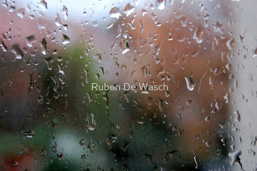 Rainy day by Ruben De Wasch