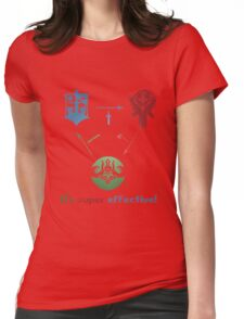 FOR HONOR - POKEMON - Super effective!!! Womens Fitted T-Shirt