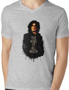 Howard Stern Mens V-Neck T-Shirt