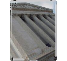 Behind The Supreme Court iPad Case/Skin