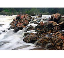 Bells Rapids Photographic Print