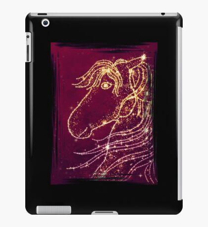 Sparkling Horse iPad Case/Skin