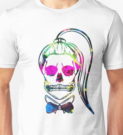 Born This Way Splatter Unisex T-Shirt