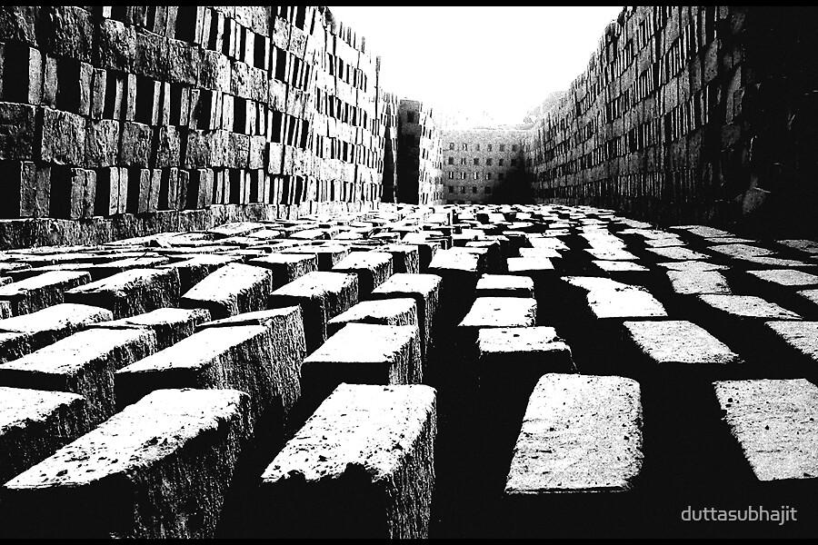 Bricks by duttasubhajit