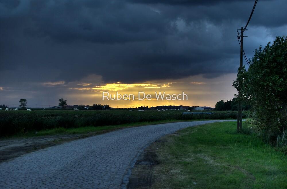 Storm by Ruben De Wasch