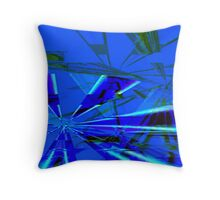 Windmill Keeps On Turning Throw Pillow