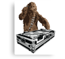 Wookie Wookie Canvas Print