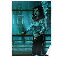 Elizabeth - Fall of Rapture Poster