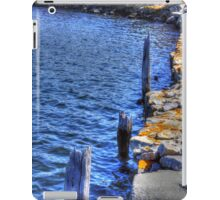 By the shore... iPad Case/Skin