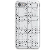 Domino iPhone Case/Skin