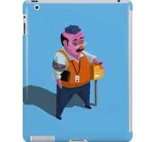 Greetings from Hungary II. iPad Case/Skin