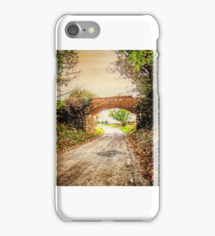 The Old Bridge. iPhone Case/Skin