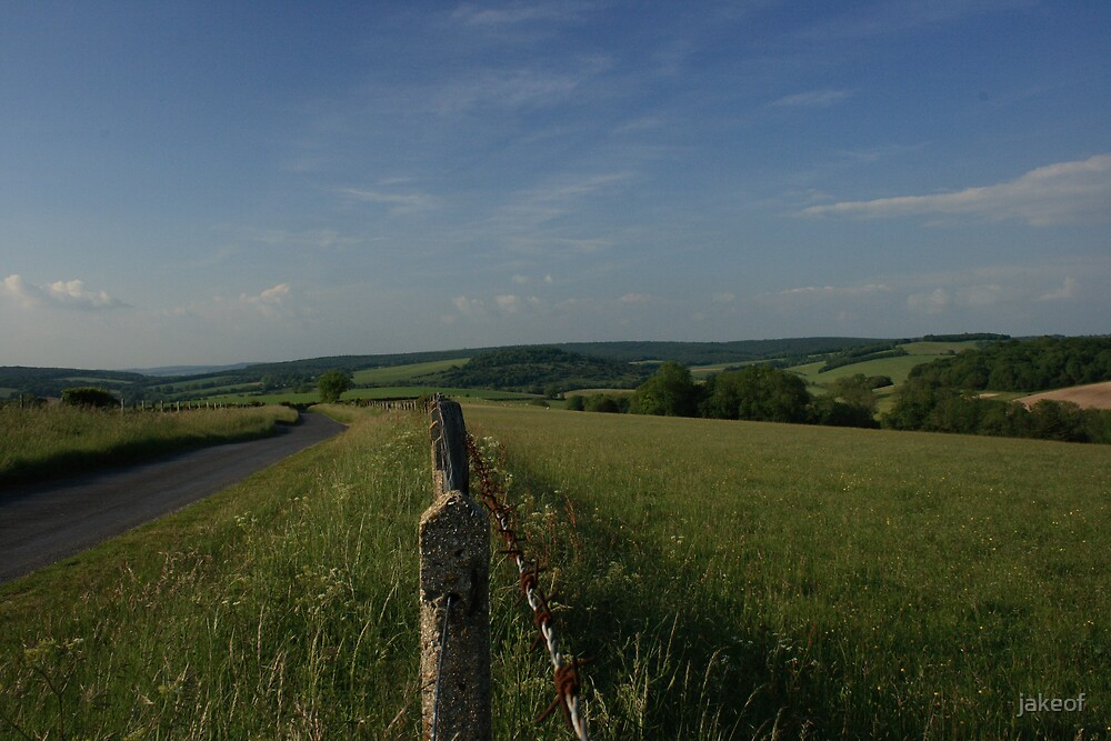 Sussex Downs by jakeof