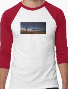 What A Character! Men's Baseball ¾ T-Shirt