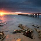 Point Lonsdale Dawn by Neil