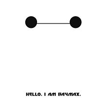 Hello. I Am Baymax. by lauralaing