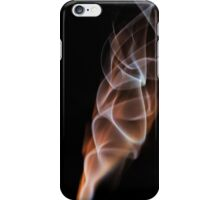 It's all gone up in smoke iPhone Case/Skin