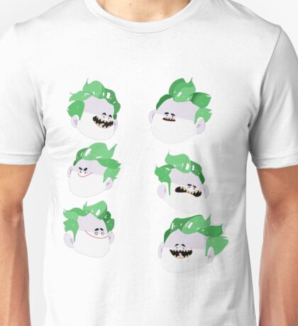 joker emotes Unisex T-Shirt