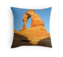 Delicate Arch #1 Throw Pillow