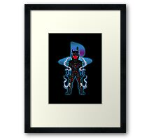 Playstation Robot (OC) Framed Print