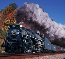 Nickel Plate Road #765 - New River Train by TrainmasterBob