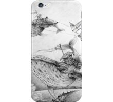 Wind Whales iPhone Case/Skin