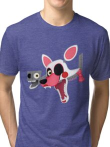 Mangle (Five Nights At Freddy's 2) Tri-blend T-Shirt