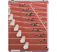 Starting Blocks iPad Case/Skin
