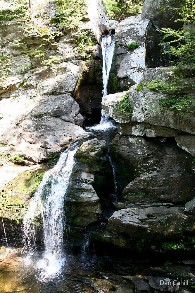 Kent Falls by Dan Cahill