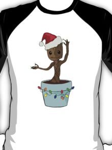 I Only Want Groot For Christmas T-Shirt