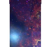 Doctor Who TARDIS - Galaxy Background by Warac