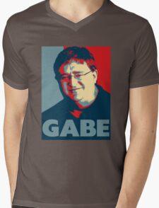 GABE Mens V-Neck T-Shirt