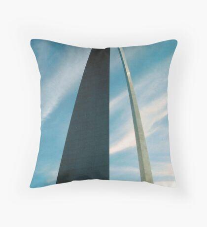 Sky Arch Throw Pillow