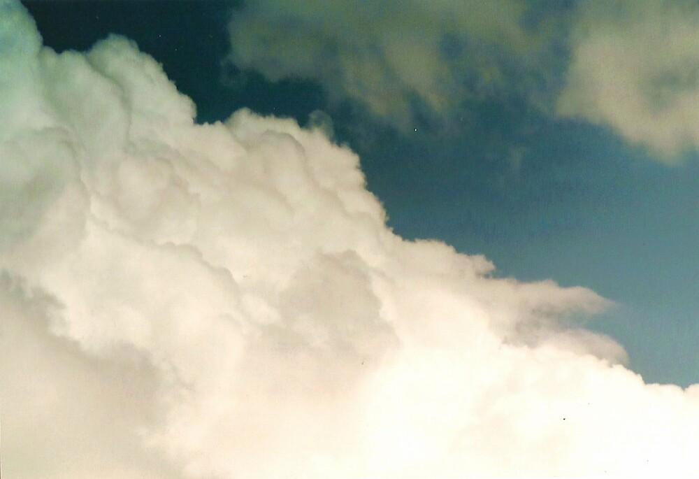 Cloud Blanket by Steven Slusher