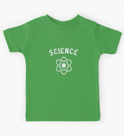 Cool Science  Kids Tee