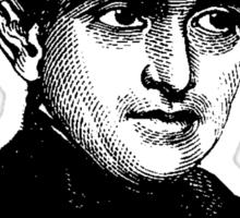 Johann Strauss (The Elder) Sticker