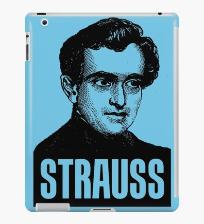 Johann Strauss (The Elder) iPad Case/Skin