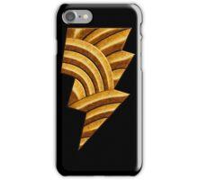 Black Injustice iPhone Case/Skin