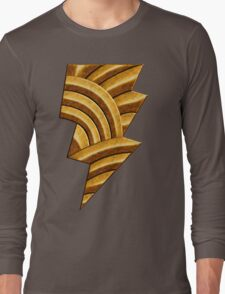 Black Injustice Long Sleeve T-Shirt
