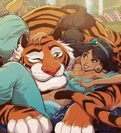 Aladdin #02 Sticker
