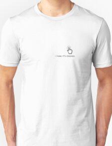 Crashed No.1 Unisex T-Shirt