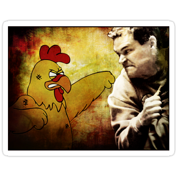 Chicken... Gave Tyrol a bad... coupon by thistle9997
