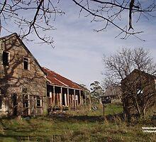 photoj Australia - Tasmania Country Homestead by photoj
