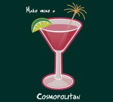 Make mine a Cosmopolitan by Joumana Medlej