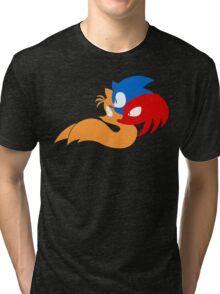 Team Sonic Tri-blend T-Shirt